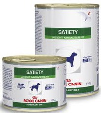 Влажный корм Royal Canin Satiety Weight Management Wet для собак при ожирении
