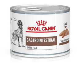 Влажный корм Royal Canin Gastro Intestinal Low Fat для собак с ограниченным содержанием жиров, при нарушениях пищеварения