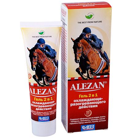 Крем гель для суставов лошадей alezan основные части тела и основные суставы тела человека