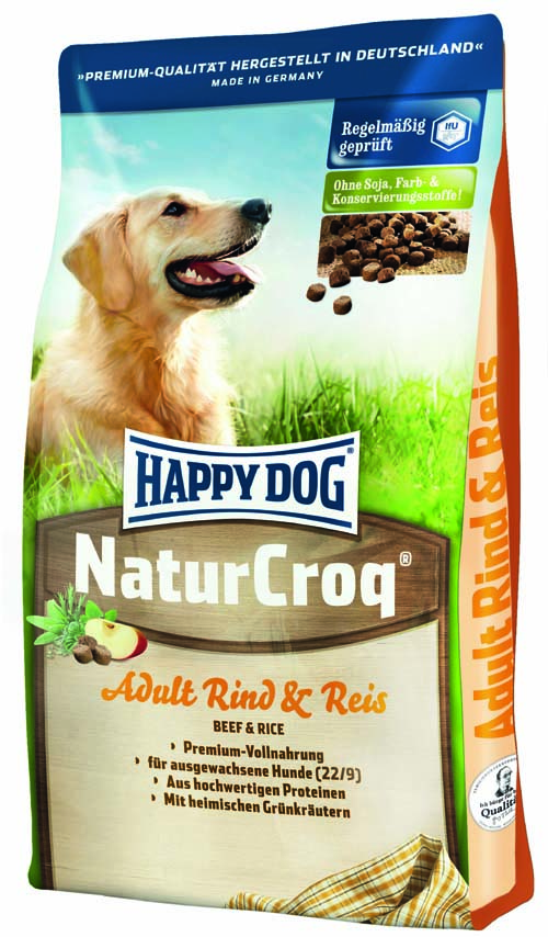 Happy dog natirkroq