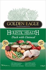 Golden Eagle Holistic Duck with Oatmeal Formula 22/13 (Голден Игл Холистик Утка с овсянкой 22/13)