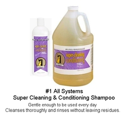 Шампунь для собак All Systems Super Cleaning And Conditioning Shampoo, 250 мл