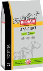 Biomill Professional Lamb & Rice для привиредливых и проблемных собак 20 кг