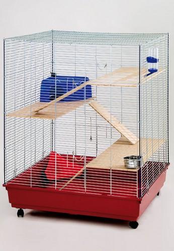 Как сделать полку в клетку для