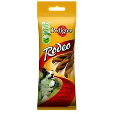 Лакомство для собак Pedigree Rodeo 70 г