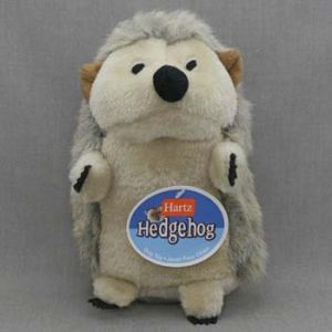 Игрушка для собак Hartz Hedgehog Plush Dog Toy ежик, большой, мягкий