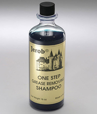 Шампунь для очень жирной шерсти животных Jerob One Step Grease Removing Shampoo 237 мл