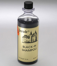 Шампунь оттеночный для животных черных и темных окрасов Jerob Black-In Shampoo 473 мл