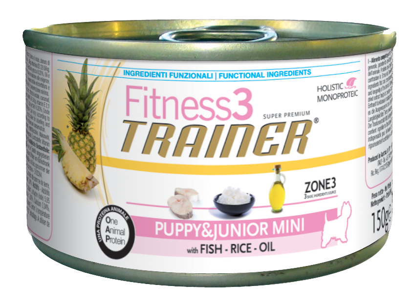 Fitness3 h puppy fish mini