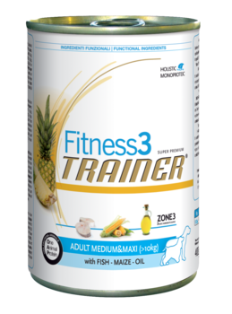 Fitness3 h fish maize maxi