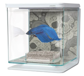 Аквариум для рыб Hagen Marina Betta Kit Skull