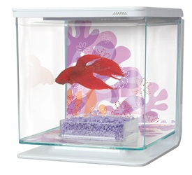 Аквариум для рыб Hagen Marina Betta Kit Flower