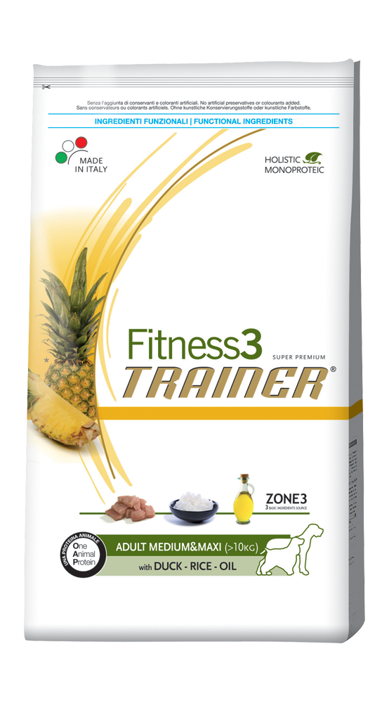 Fitness3 duck rice maxi