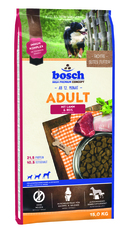 Bosch Adult Lamb&Rice гипоаллергенный корм для собак с Ягненком и рисом