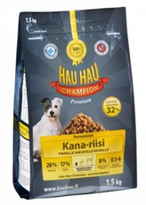 Сухой корм для собак мелких пород Hau HauChampion Chiken-Rice Small Dog курица с рисом