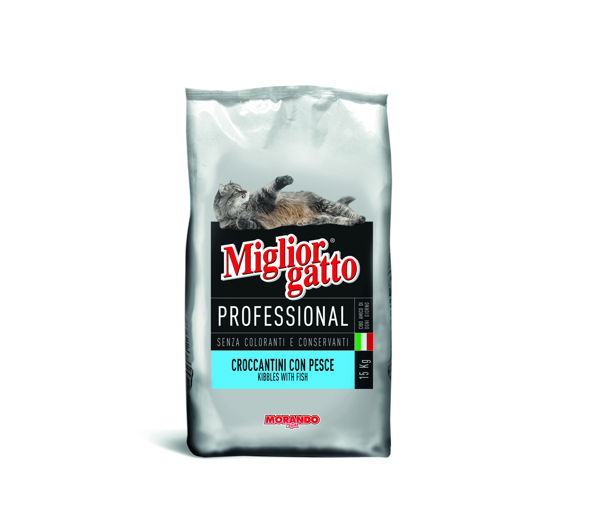 6.  miglior gatto professional croquettes with fish   15 %d0%ba%d0%b3