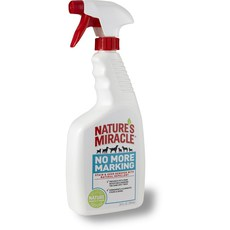 Средство для уничтожения пятен и запахов Nature's Miracle No More Marking Stain and Odor Remover 709 мл
