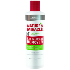 Универсальный уничтожитель пятен и запахов для собак Nature's Miracle Stain and Odor Remover