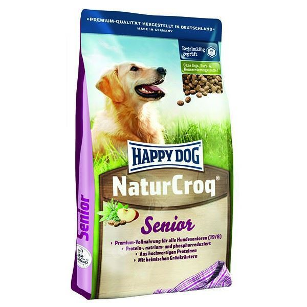 0008121 happy dog naturcroq senior 15 kg 600