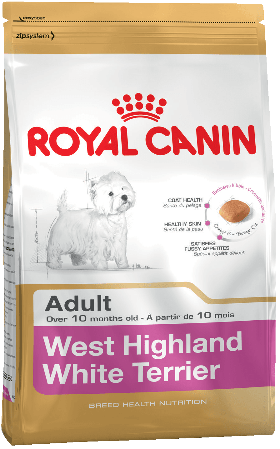 K west highland white terrier