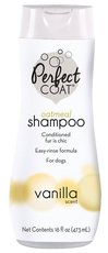 Шампунь для собак 8in1 Perfect Coat Natural Oatmeal Shampoo, овсяный, 473 мл