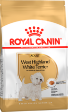 Сухой корм для собак породы Вест-хайленд-уайт-терьер от 10 месяцев Royal Canin West Higland White Terrier Adult, Роял Канин Вест-хайленд-уайт-терьер Эдалт