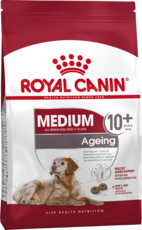 Сухой корм для собак старше 10 лет Royal Canin Medium Ageing 10+, Роял Канин Медиум Эйджинг +10
